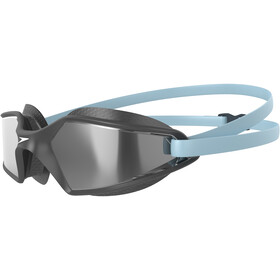 speedo Hydropulse Mirror Brille ardesia/cool grey/chrome